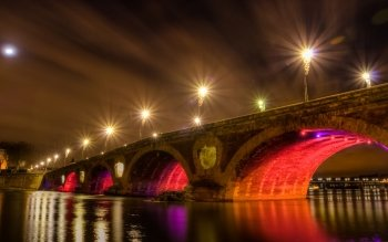 Man Made - Pont Neuf, Toulouse Wallpapers and Backgrounds ID : 524180