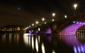 Man Made - Pont Neuf, Toulouse Wallpapers and Backgrounds ID : 524181