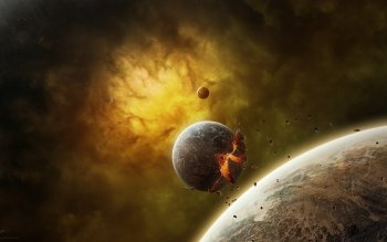 Science-Fiction - Planeten Wallpapers and Backgrounds ID : 524951