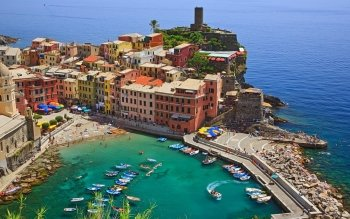 Man Made - Vernazza Wallpapers and Backgrounds ID : 525321