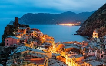 Man Made - Vernazza Wallpapers and Backgrounds ID : 525323