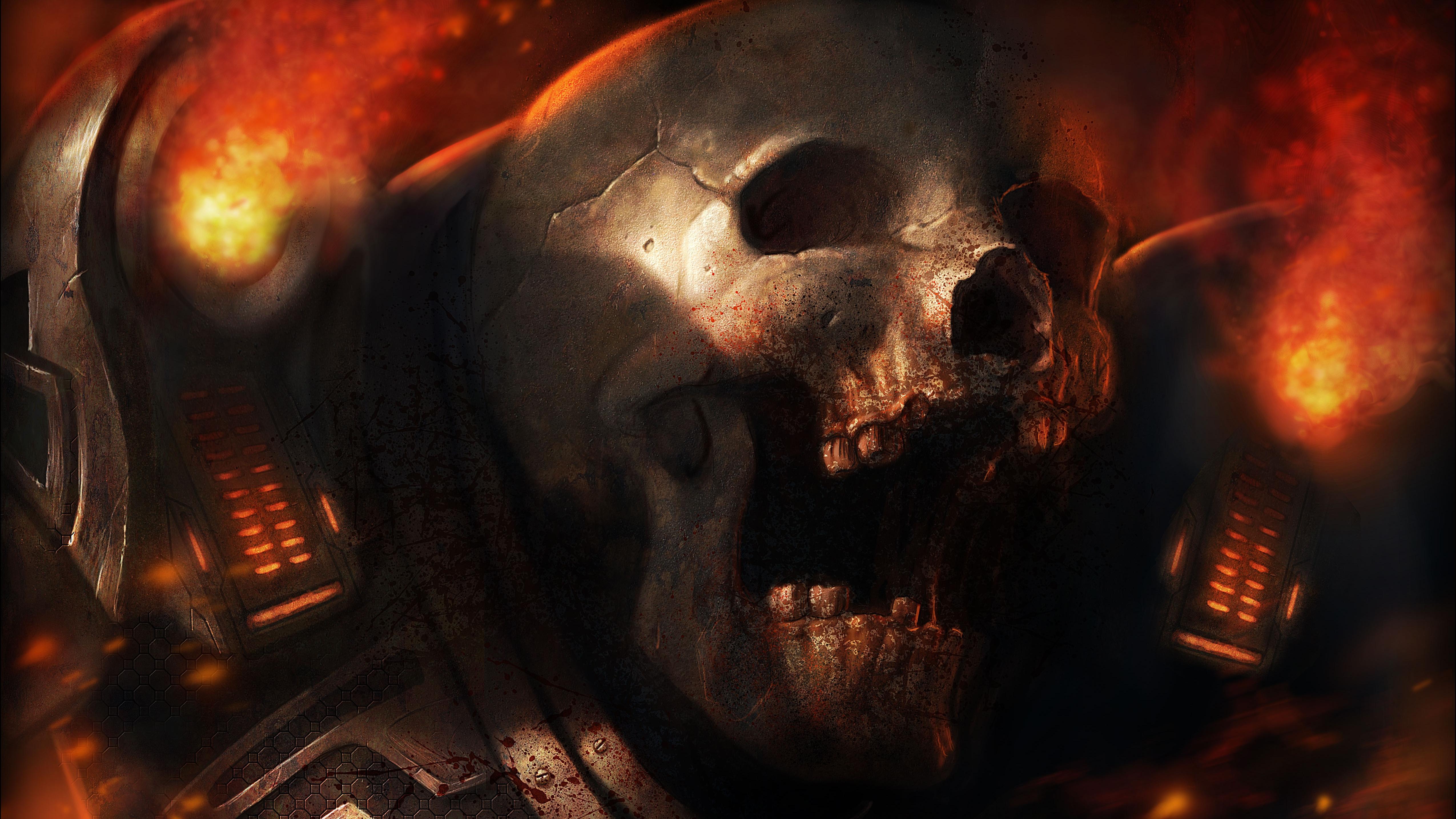Doom 4k ultra hd wallpaper background image 5100x2869 - Demon wallpaper 4k ...