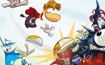 Video Game - Rayman Origins Wallpapers and Backgrounds ID : 526019