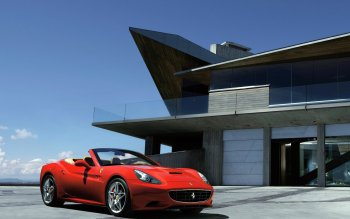 Vehicles - Ferrari California Wallpapers and Backgrounds ID : 526047