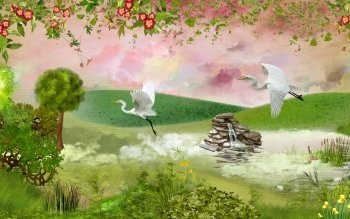Artistic - Landscape Wallpapers and Backgrounds ID : 526702