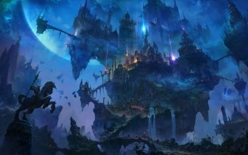 Fantasy - Castle Wallpapers and Backgrounds ID : 526775