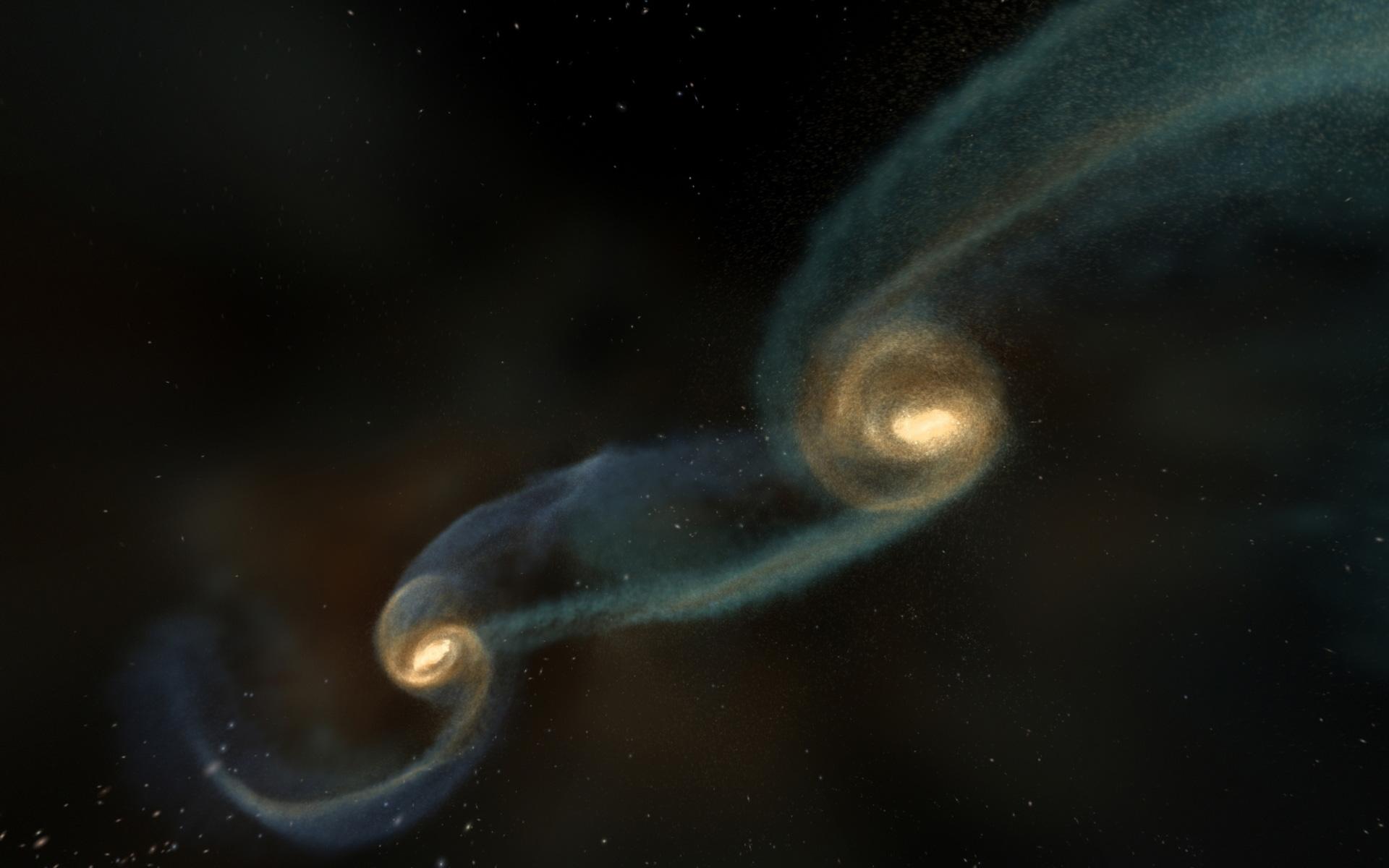 Black Hole HD Wallpaper | Background Image | 1920x1200 ...