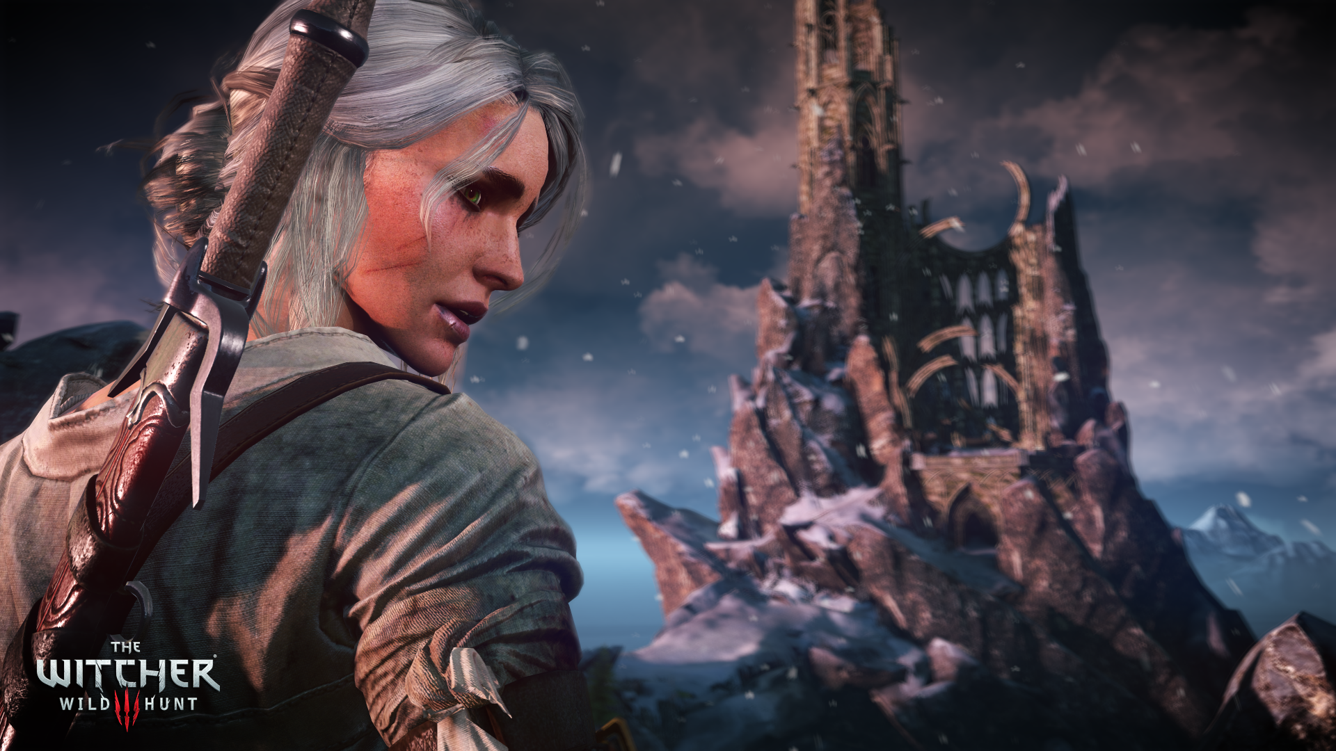 132 Ciri The Witcher Hd Wallpapers Background Images