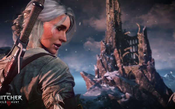 Video Game The Witcher 3: Wild Hunt The Witcher Ciri HD Wallpaper | Background Image