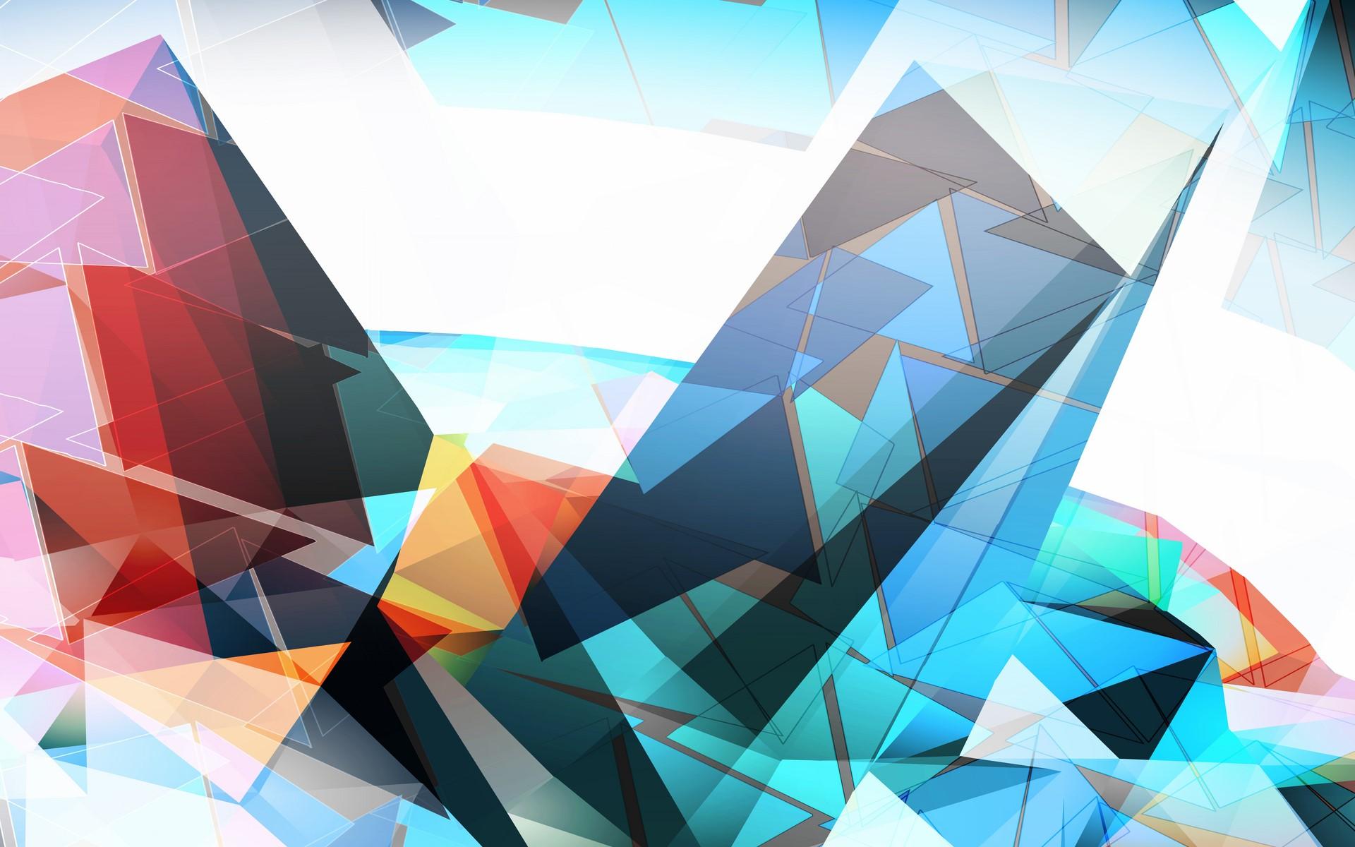to wallpaper triangles design - photo #21