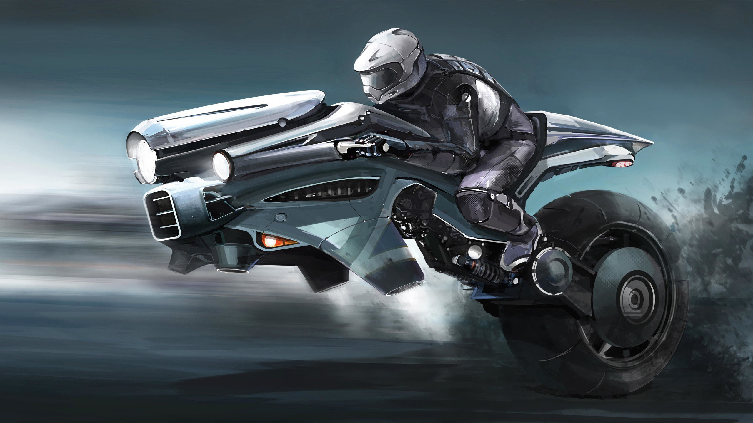 Motorcycle Full Hd Wallpaper And Background Image 2560x1440 Id 529579