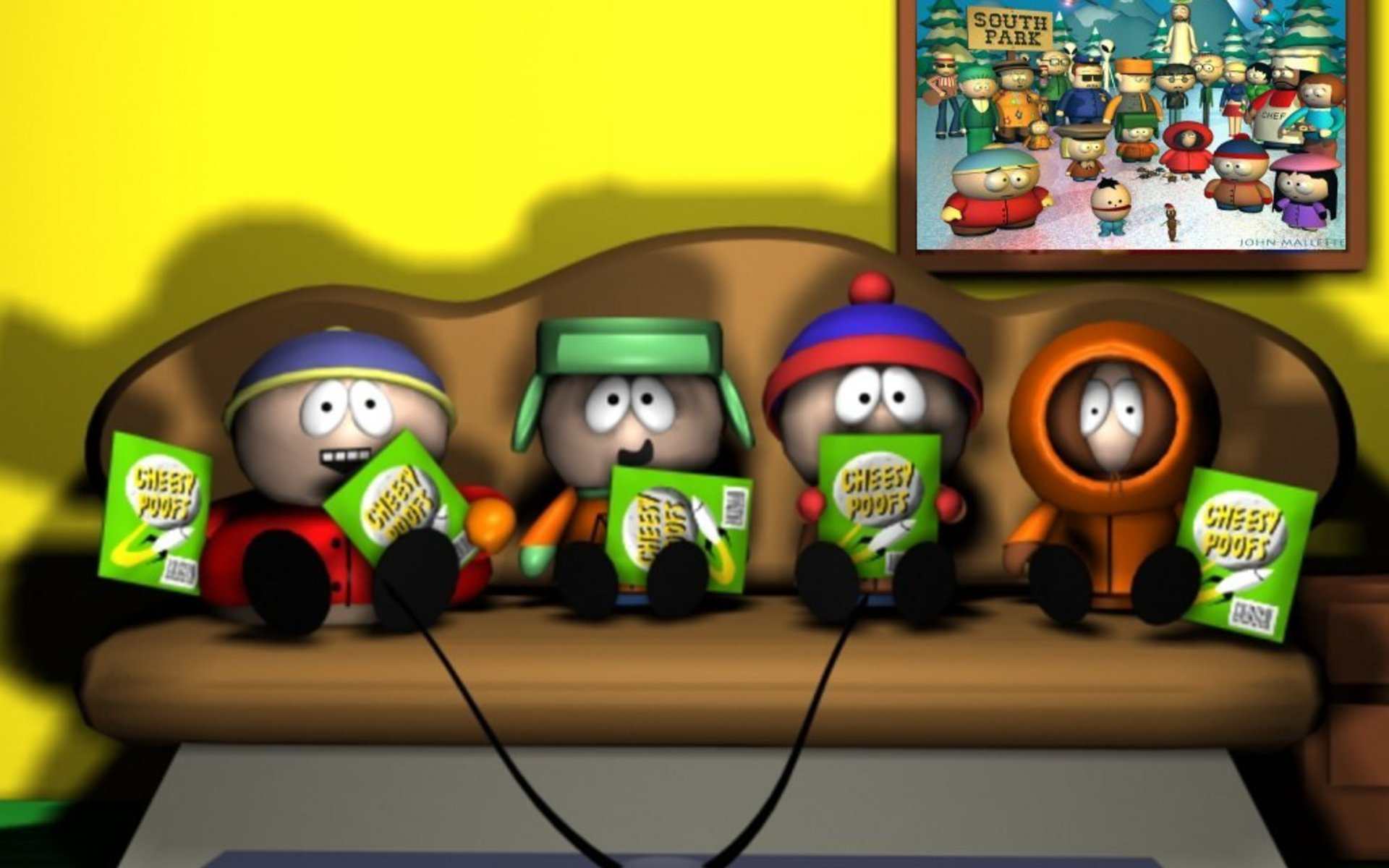 South Park Hd Wallpaper Background Image 1920x1200 Id 530185 Wallpaper Abyss