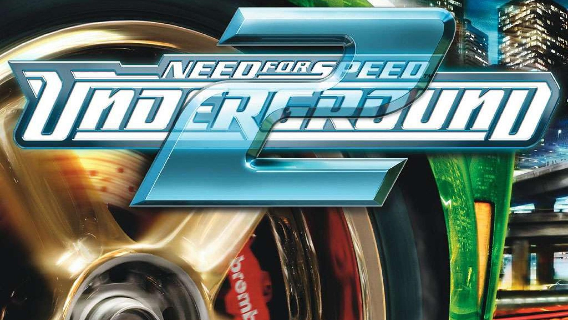 Need For Speed Underground 2 HD Wallpaper