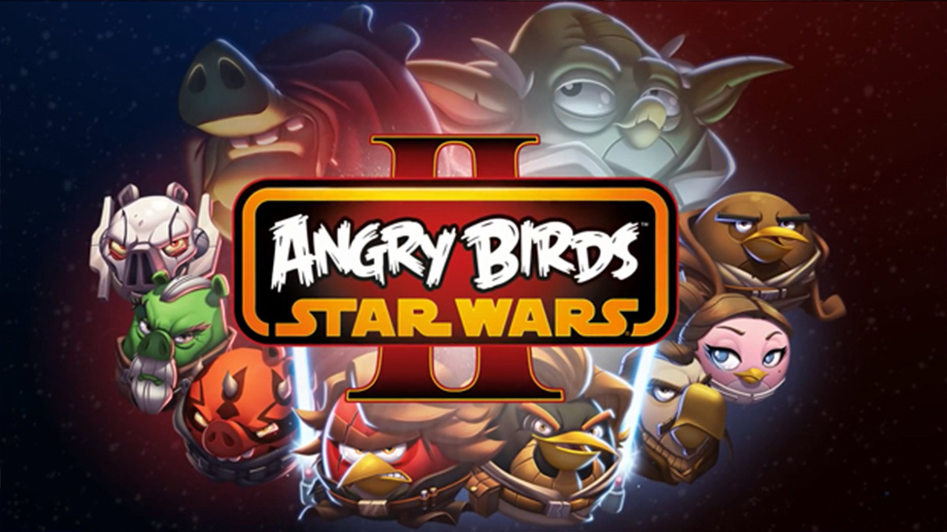 angry birds star wars 2 hd wallpaper background image