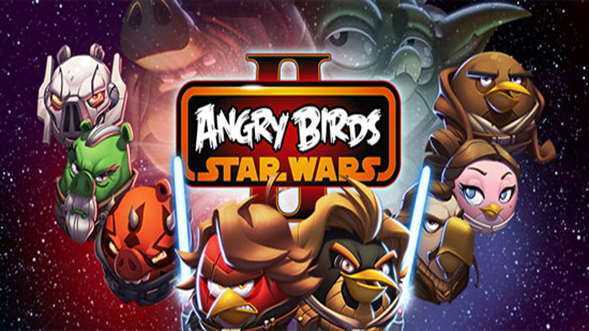 Angry Birds Star Wars 2 Hd Wallpaper Background Image 1920x1080 Id 530930 Wallpaper Abyss