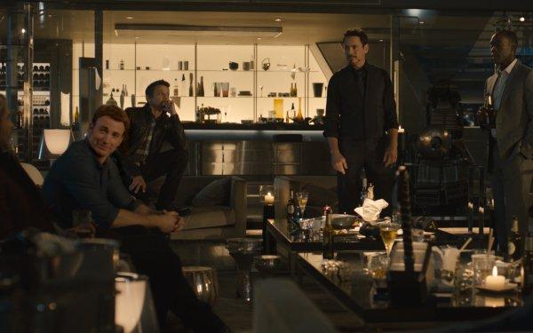 Film Avengers : L'ère d'Ultron Avengers Les Vengeurs Chris Hemsworth Chris Evans Robert Downey Jr. Jeremy Renner Don Cheadle Fond d'écran HD | Arrière-Plan