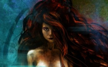Artistic - Women Wallpapers and Backgrounds ID : 531009