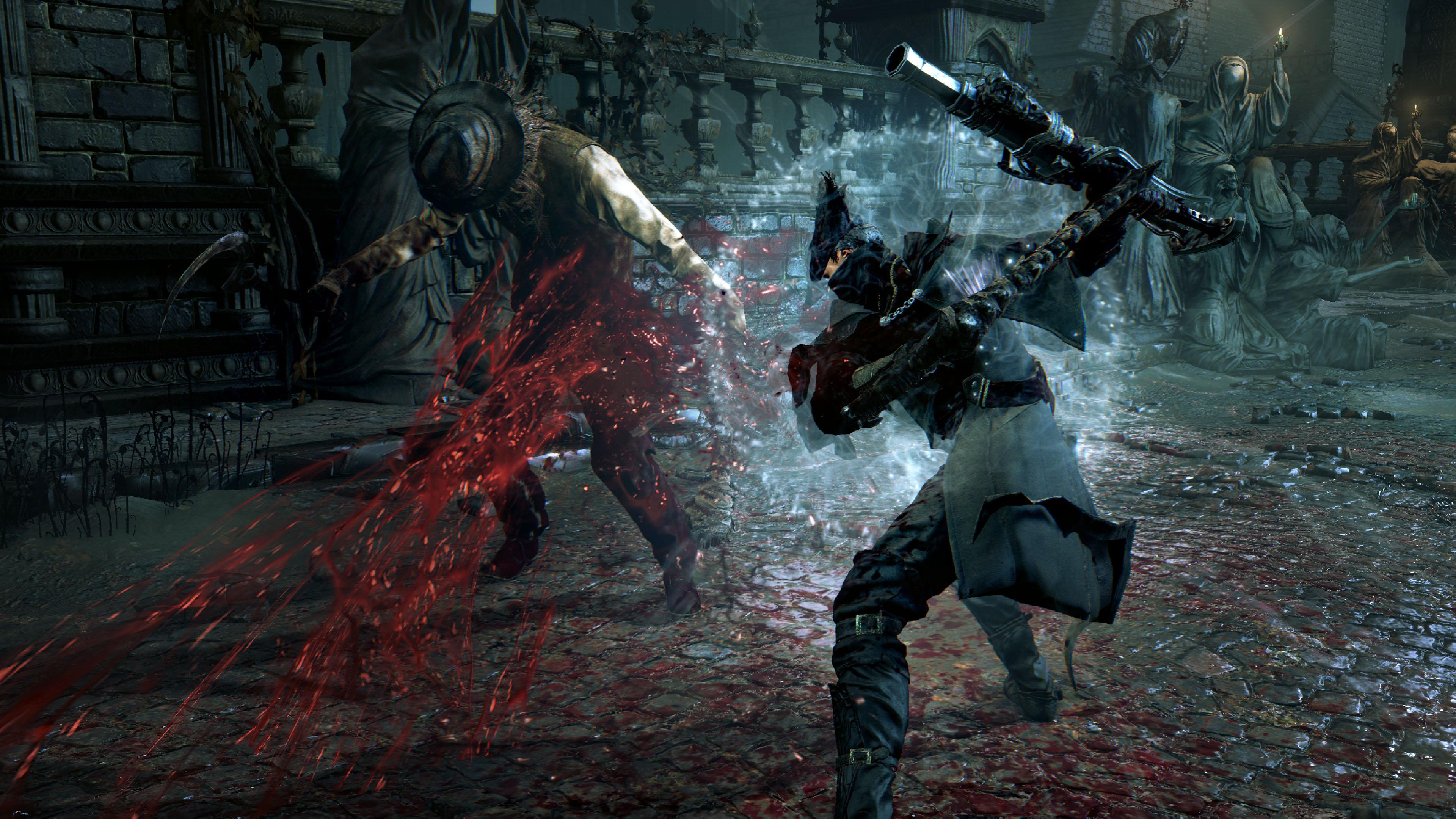Bloodborne 4k ultra hd wallpaper and background image - Bloodborne download ...