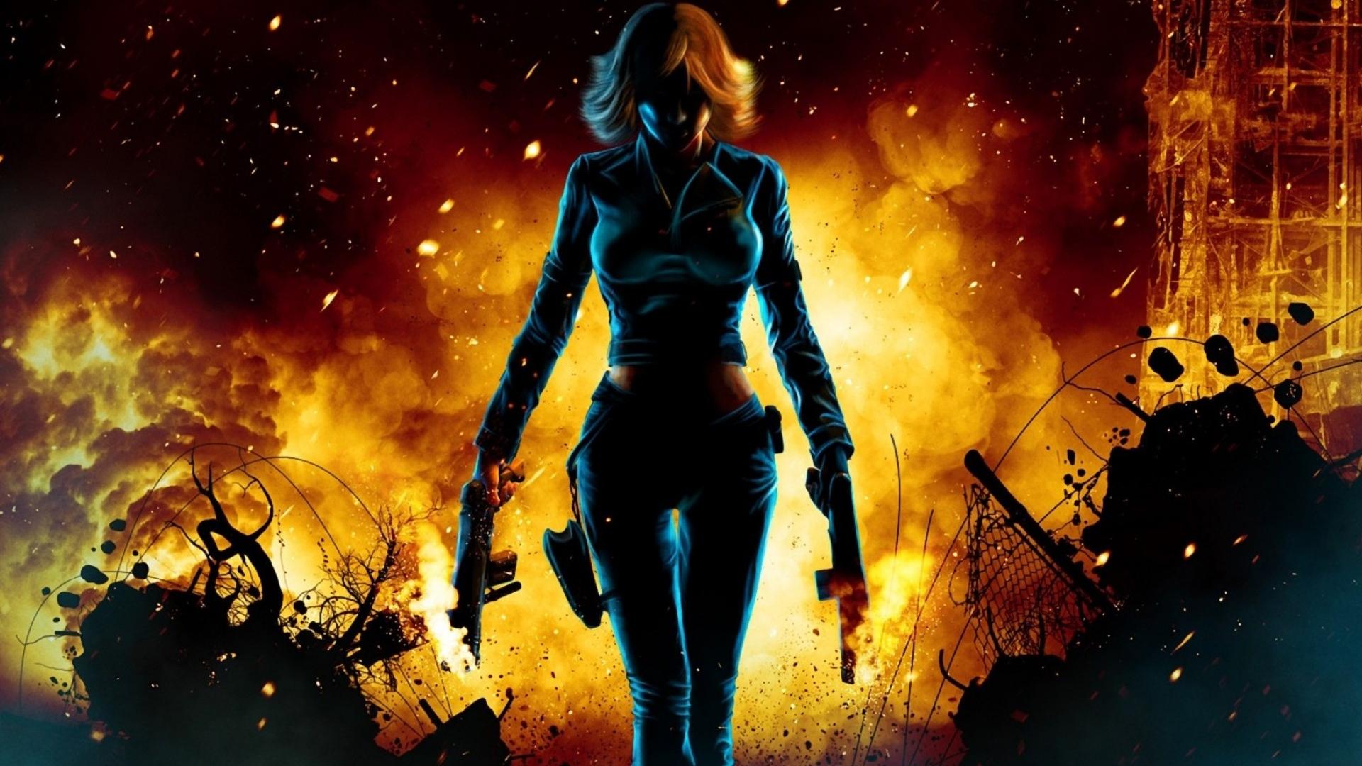 Black Widow HD Wallpaper | Background Image | 1920x1080 ...