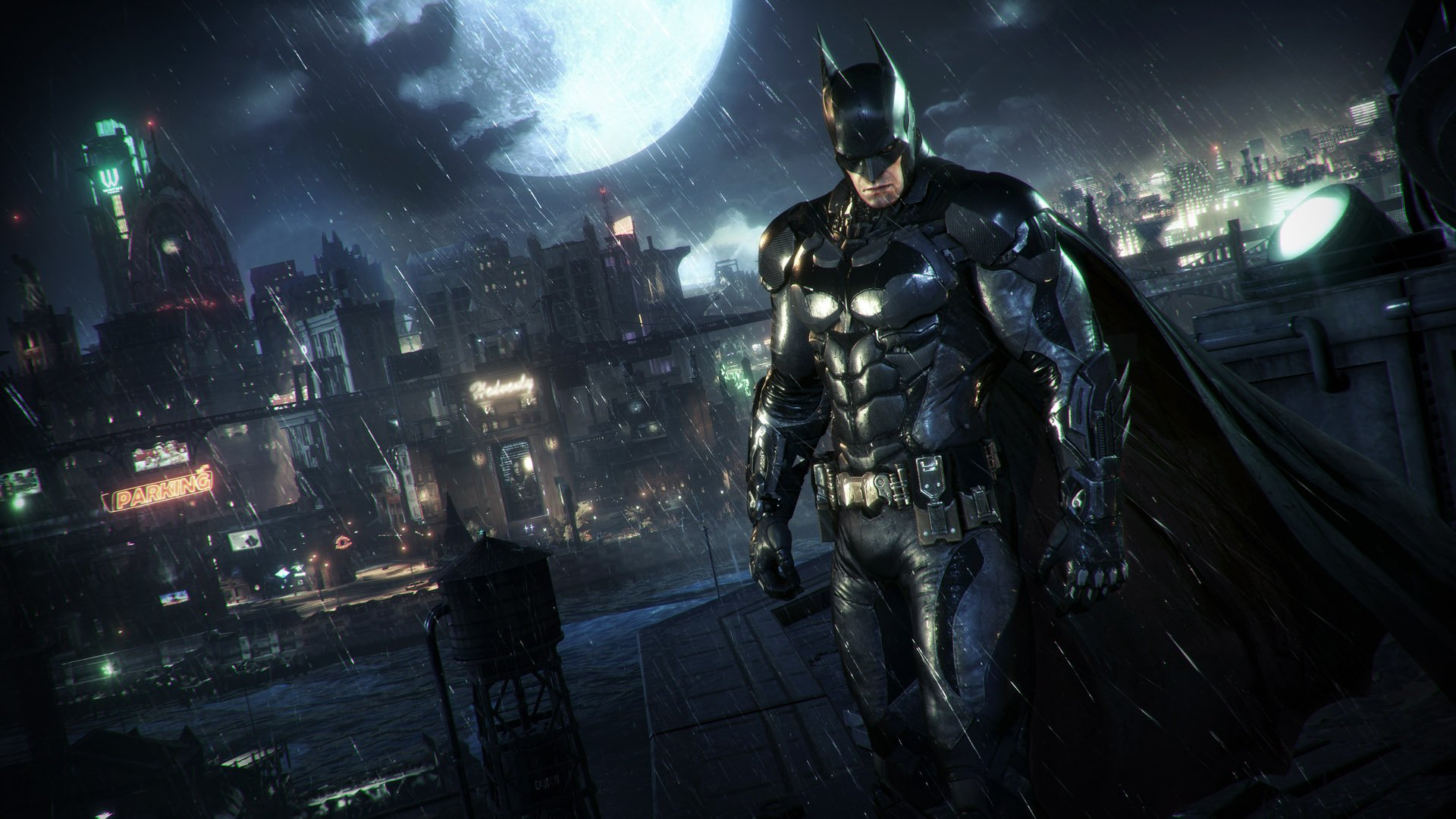 Video Game - Batman: Arkham Knight  Batman Wallpaper