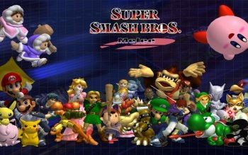 Video Game - Super Smash Bros. Melee Wallpapers and Backgrounds ID : 532007