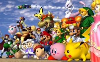 Video Game - Super Smash Bros. Melee Wallpapers and Backgrounds ID : 532009