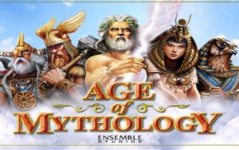 Video Game - Age Of Mythology Wallpapers and Backgrounds ID : 532289