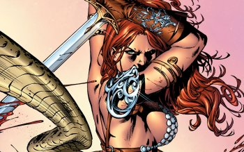 Fumetti - Red Sonja Wallpapers and Backgrounds ID : 532489