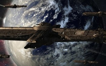 Sci Fi - Spaceship Wallpapers and Backgrounds ID : 532535