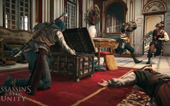 Video Game - Assassin's Creed: Unity Wallpapers and Backgrounds ID : 532586