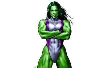 Comics - She-hulk Wallpapers and Backgrounds ID : 532869
