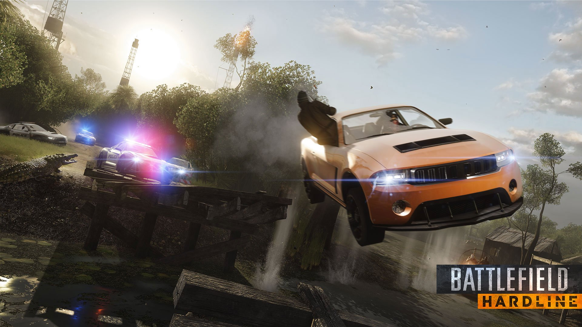 Video Game - Battlefield Hardline  Battlefield Battlefield: Hardline Wallpaper