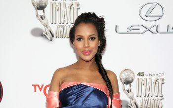 Celebrity - Kerry Washington Wallpapers and Backgrounds ID : 533135