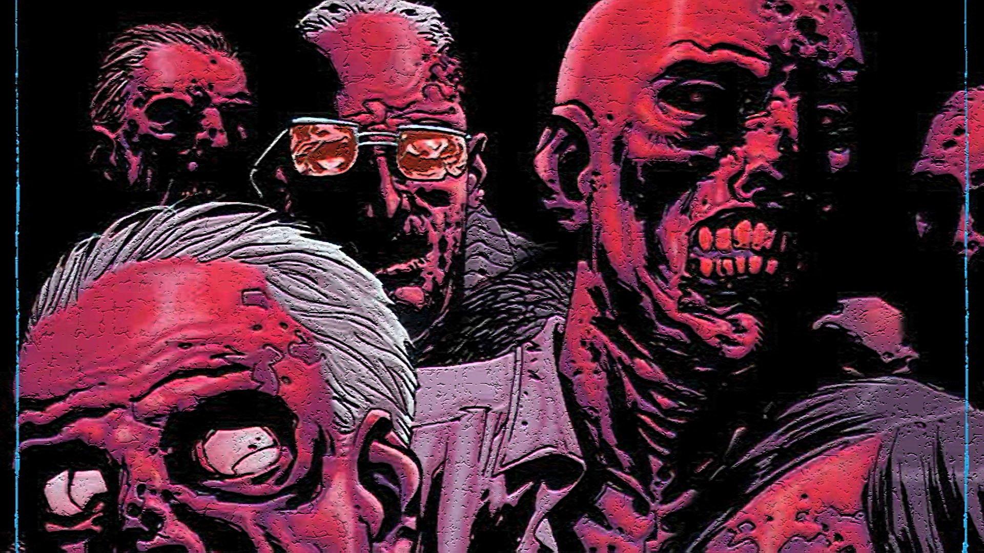 Dark - Zombie  Wallpaper