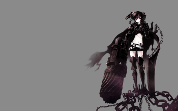 Anime - Black Rock Shooter Wallpapers and Backgrounds ID : 534164