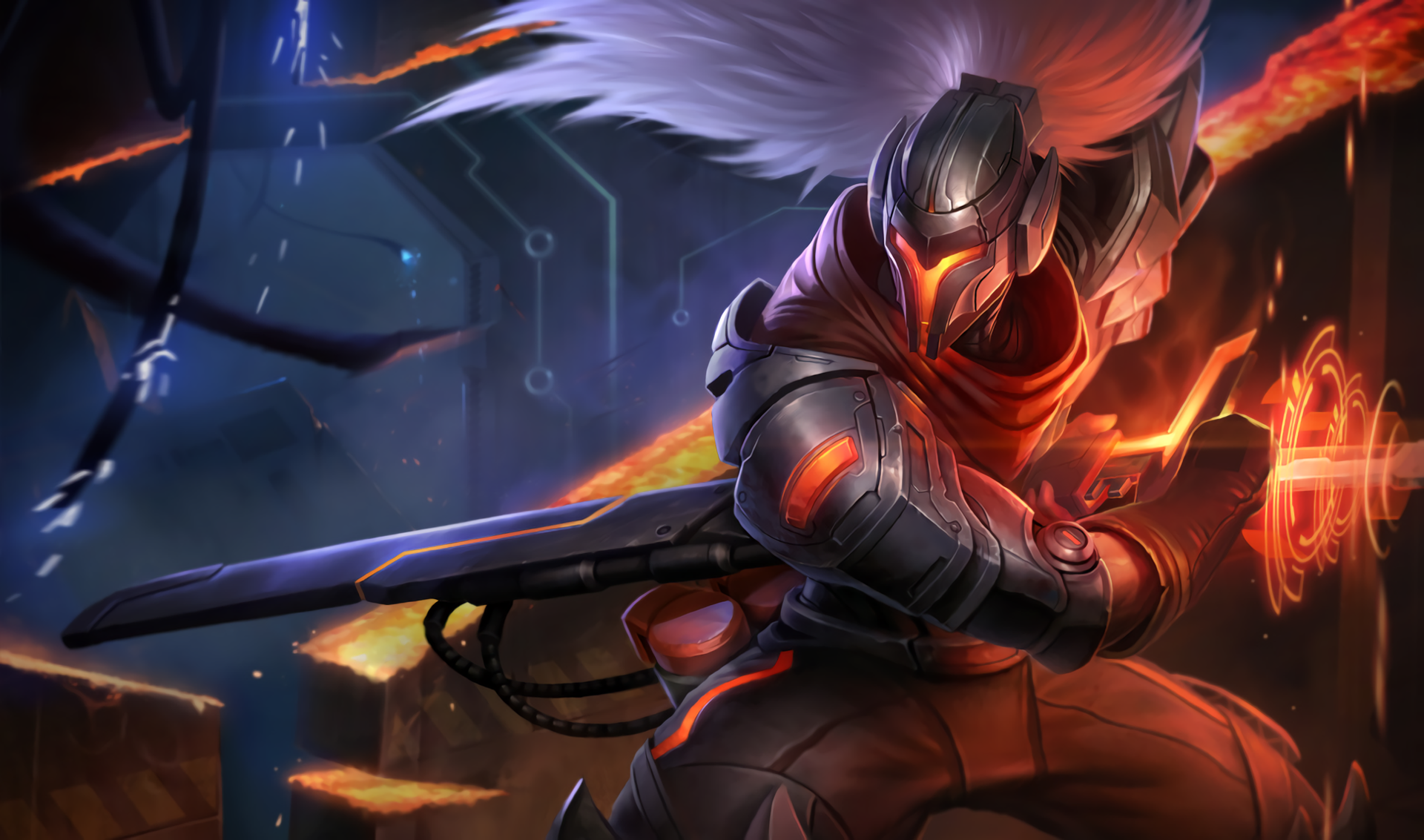 4196 League Of Legends HD Wallpapers