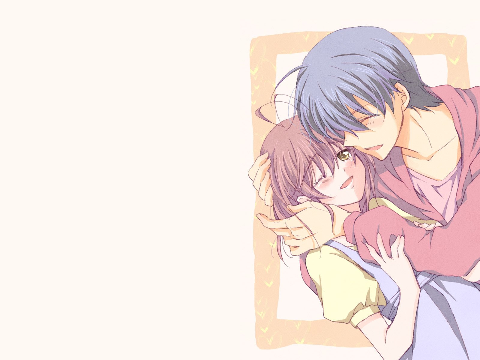 Clannad Wallpaper And Background Image 1600x1200 Id 536496