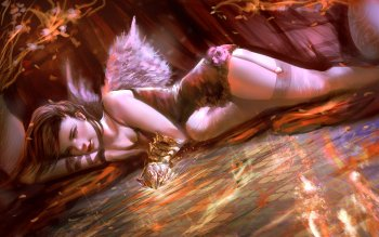 Fantasy - Women Wallpapers and Backgrounds ID : 536017