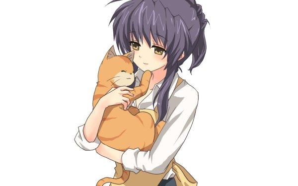 Anime Clannad Katsuki Shima Misae Sagara HD Wallpaper | Background Image