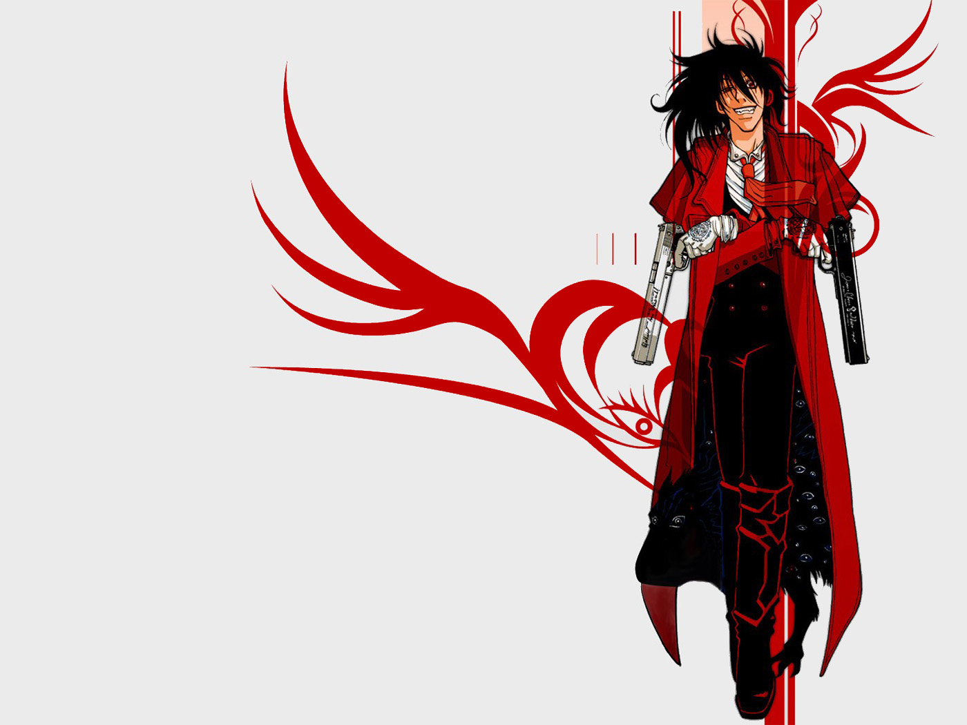 Hellsing wallpaper and background image 1400x1050 id - Anime hellsing wallpaper ...