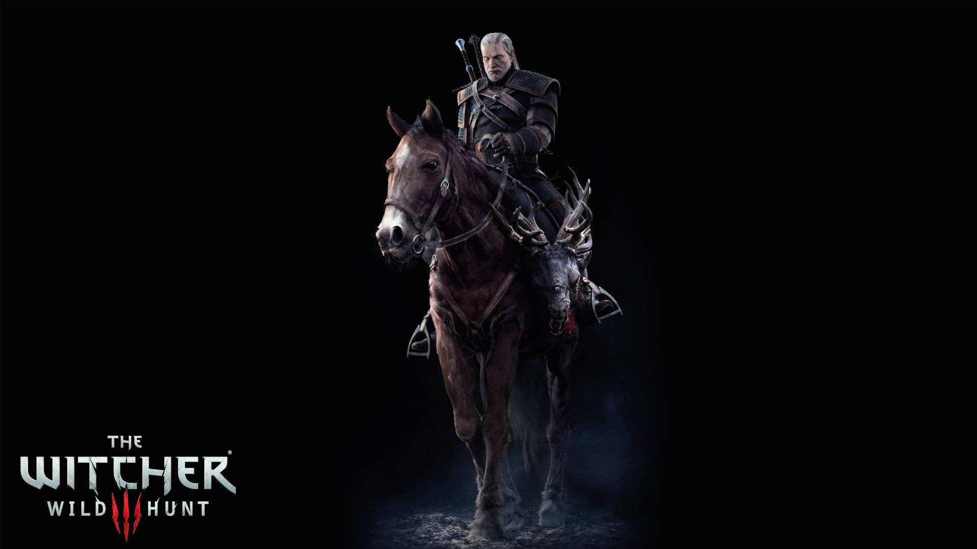 Video Game - The Witcher 3: Wild Hunt  Geralt of Rivia The Witcher Wallpaper
