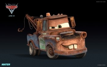 9 Mater (Cars) HD Wallpapers