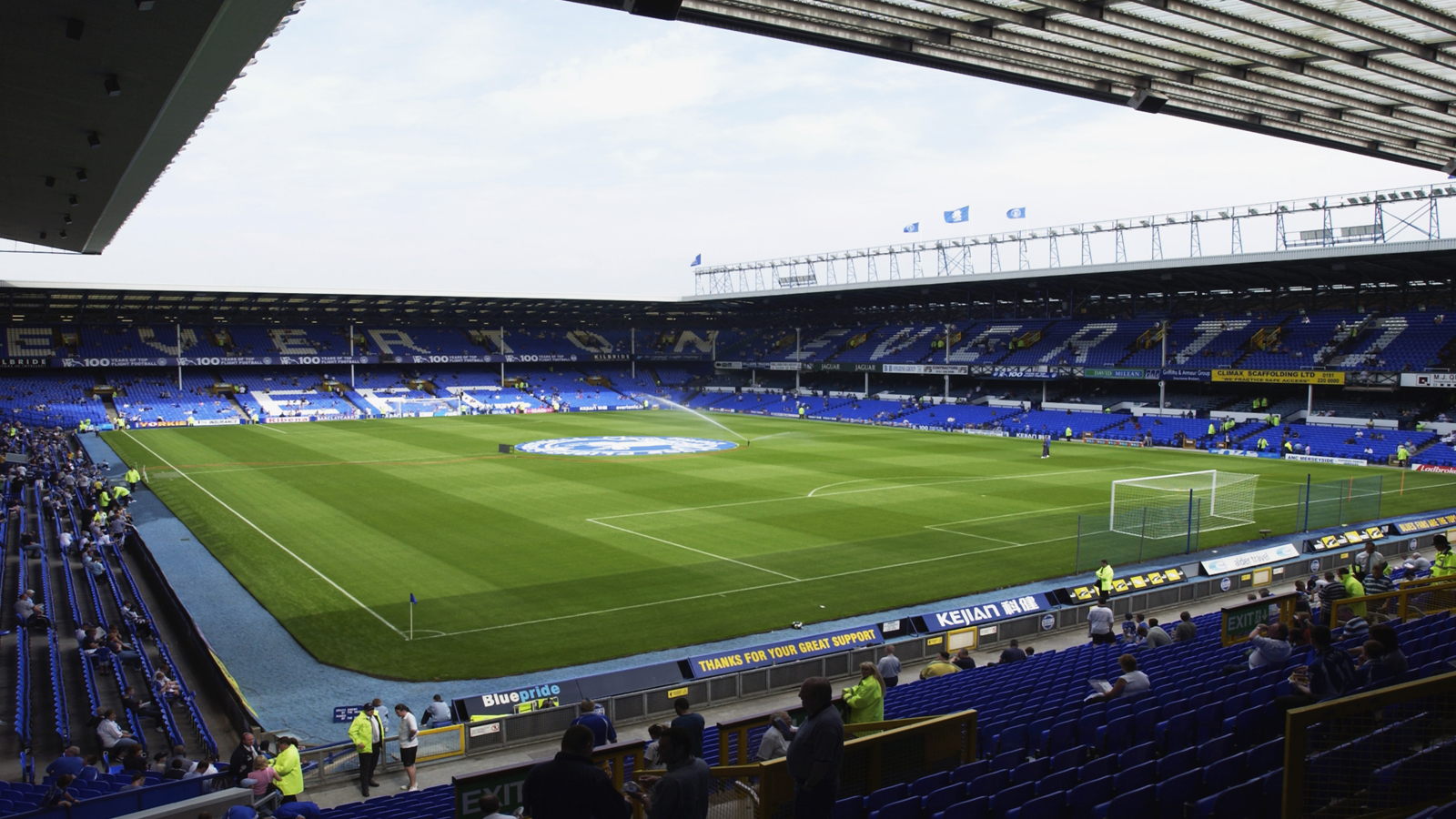 Goodison Park Wallpaper And Background Image