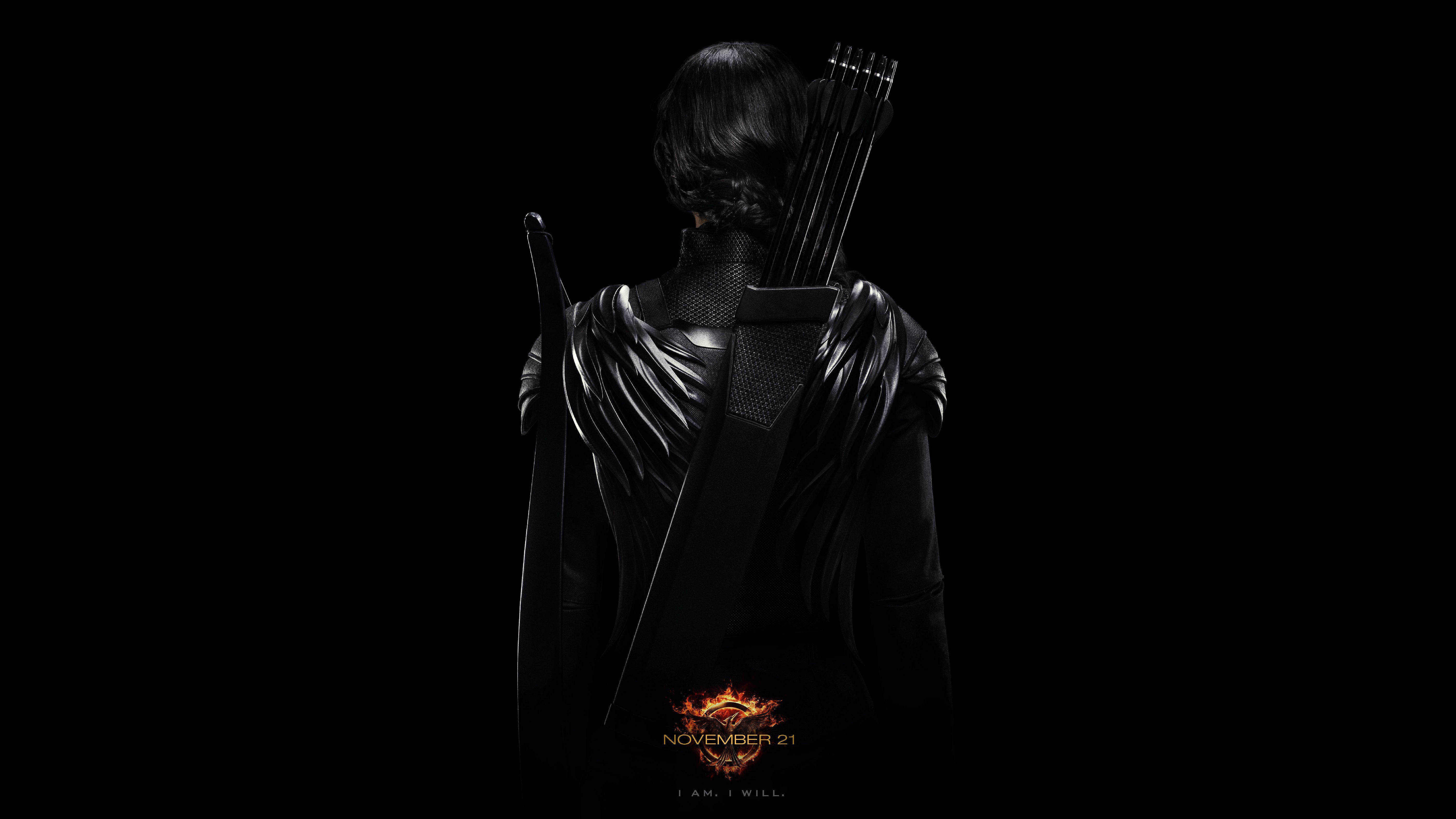 Mockingjay The Hunger Games wallpaper HD