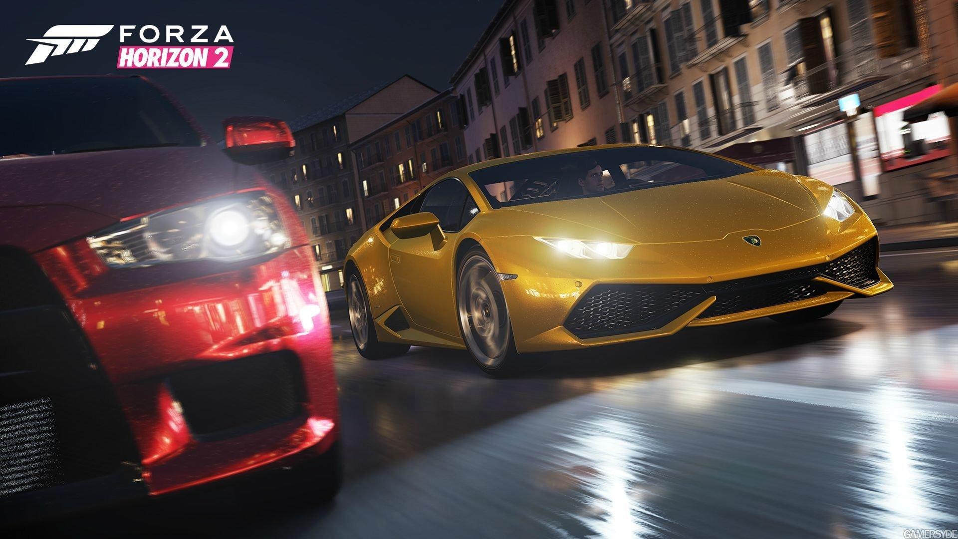 145 Forza Horizon 2 HD Wallpapers