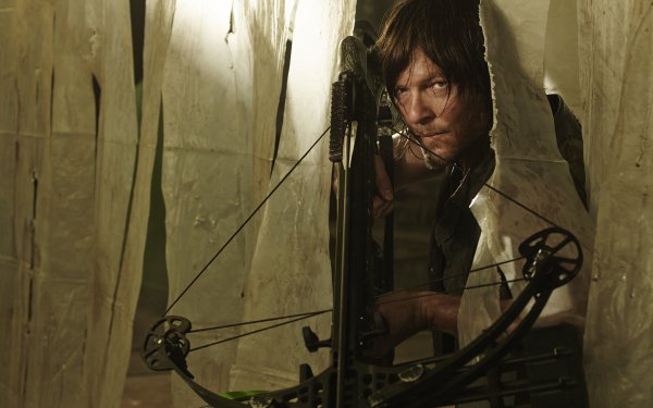 TV Show The Walking Dead Norman Reedus Daryl Dixon HD Wallpaper   Background Image