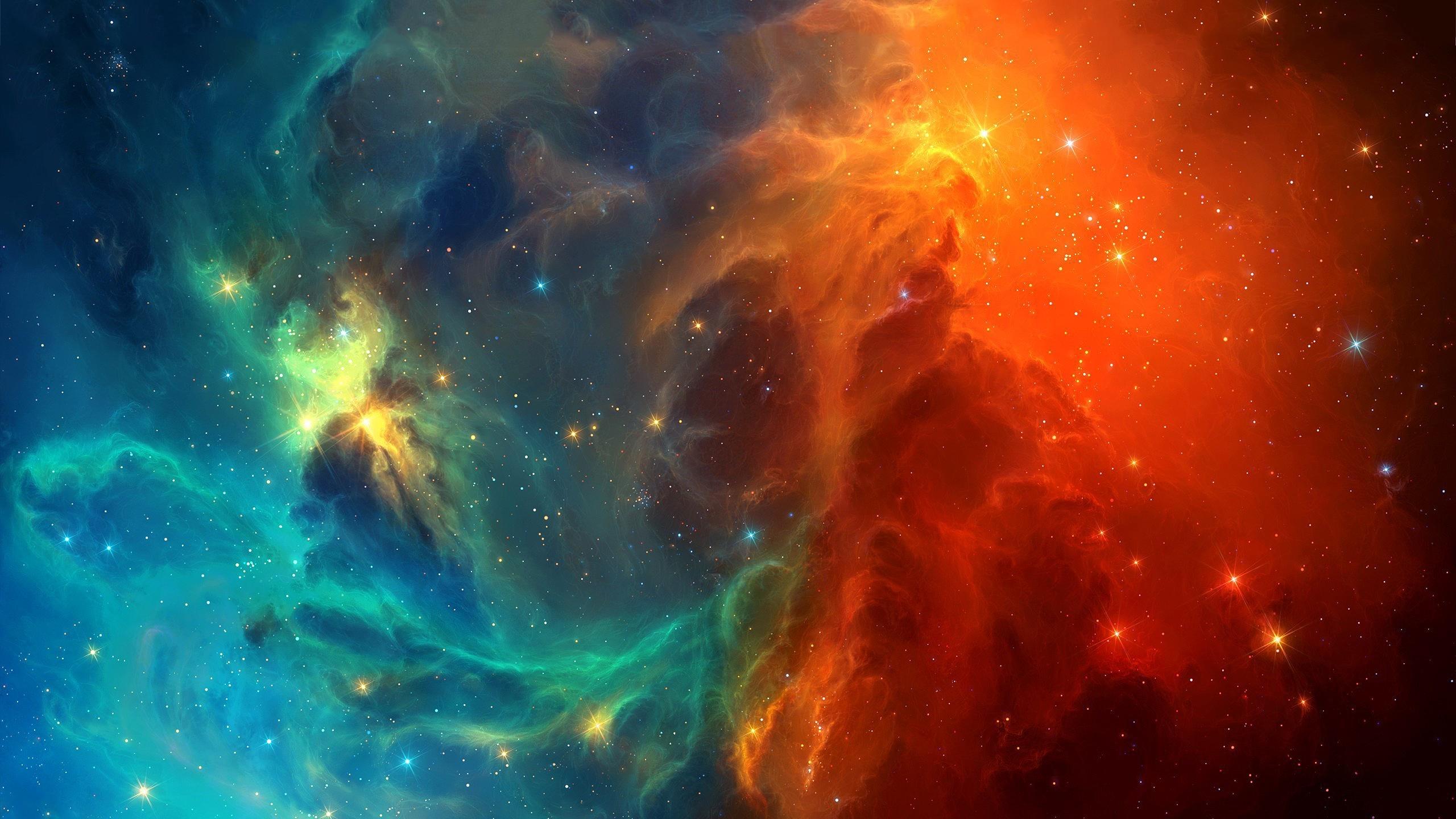 nebula 2560x1440 - photo #16