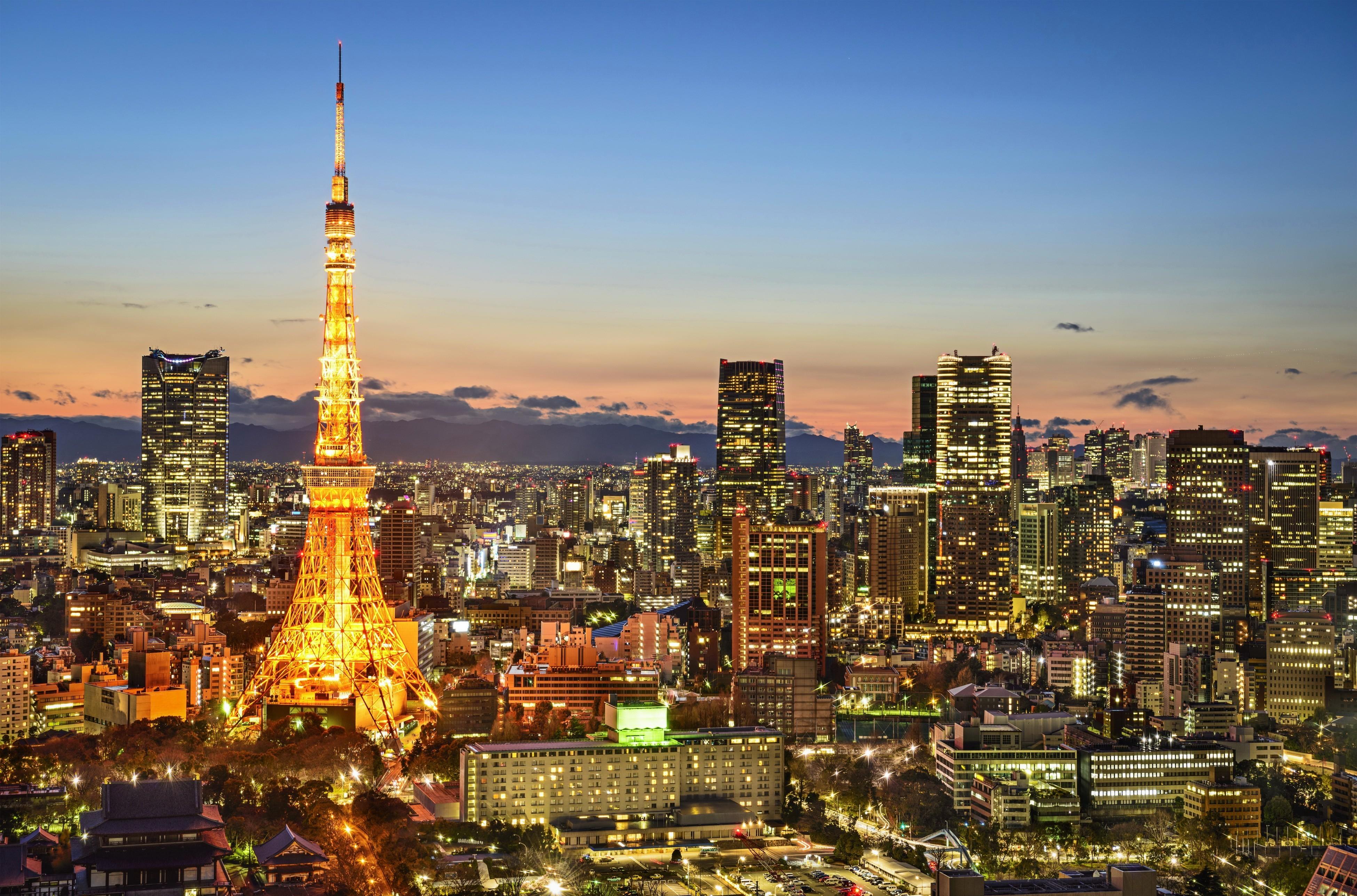 Tokyo 4k Ultra HD Wallpaper | Background Image | 3900x2575 ...