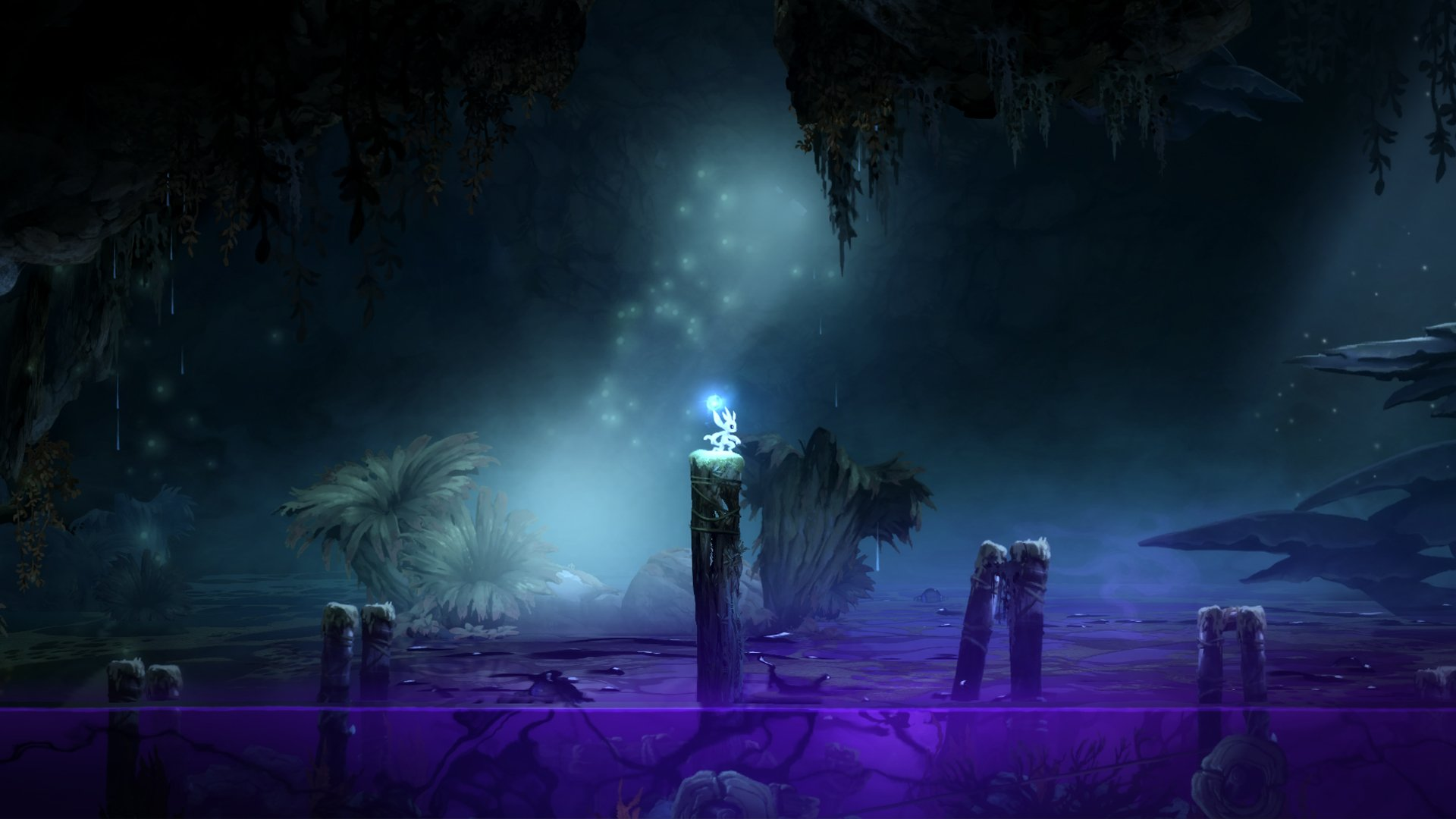 Ori And The Blind Forest Full Hd Wallpaper And Background