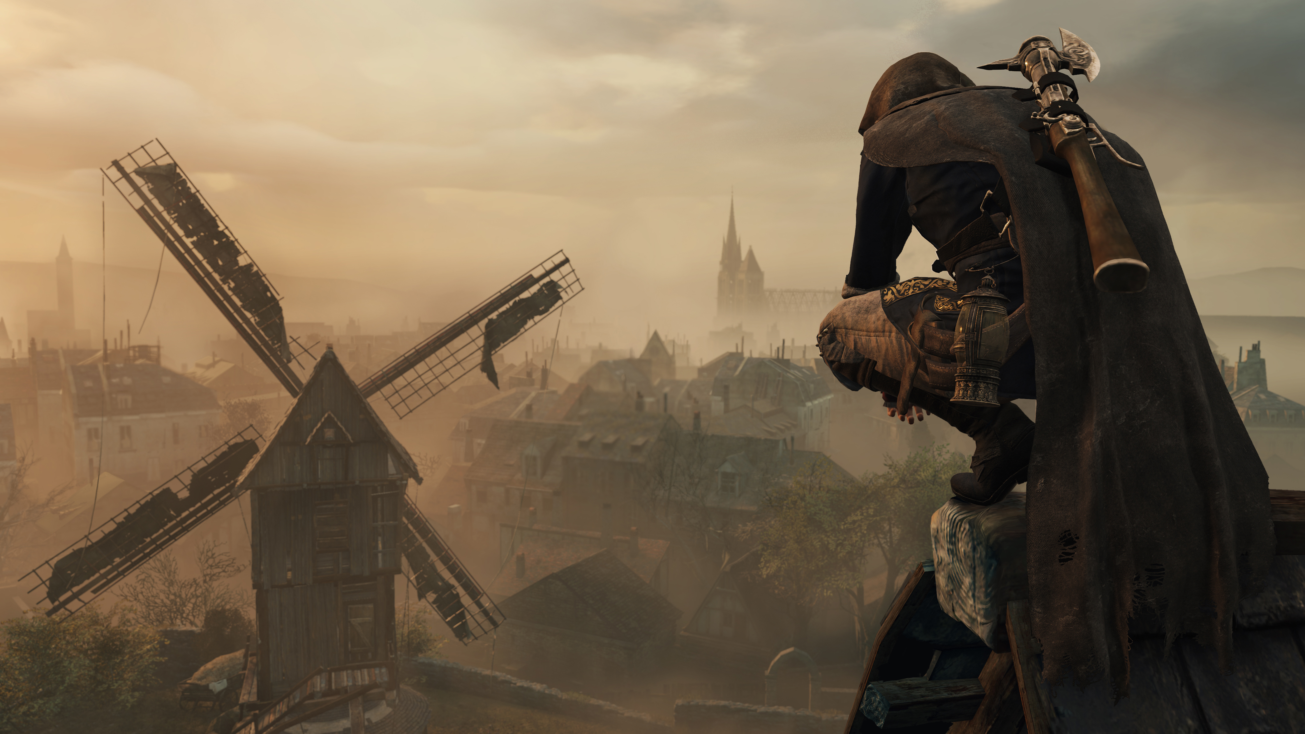 166 Assassins Creed Unity Hd Wallpapers Background